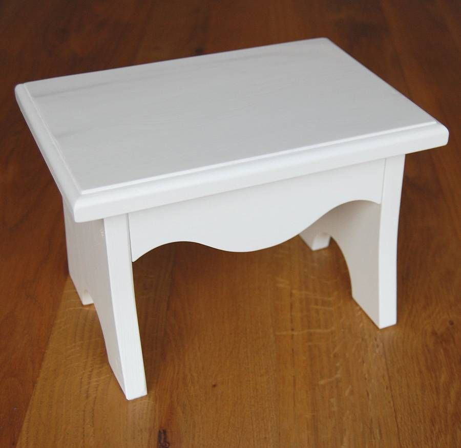 white childrenu0027s wooden step stool by furnitoys | notonthehighstreet.com 30 & white childrenu0027s wooden step stool by furnitoys ... islam-shia.org