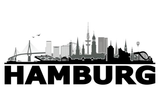 Bildergebnis für hamburg skyline