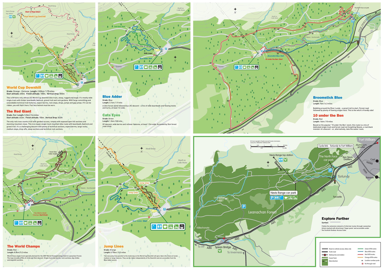 Mtb Trail Map Nevis Range Trail Maps Mtb Trails Map