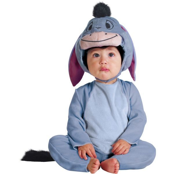 ... baby eeyore costume winnie the pooh mybeautie pinterest ...  sc 1 st  The Halloween - aaasne & Halloween Costume Baby On Back - The Halloween