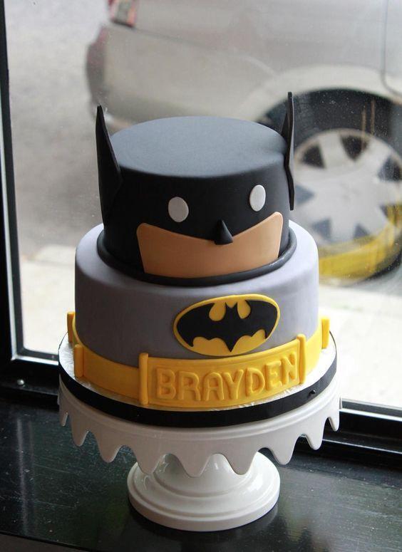 21 Awesome Batman Birthday Party Ideas for Kids Batman birthday