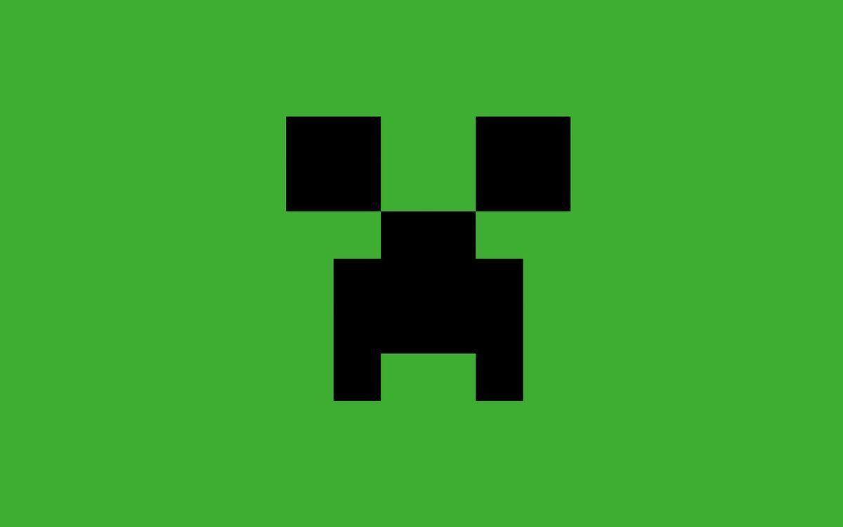 Handmade Minecraft Inspired Creeper Cape/ Party Favors/ Birthday ...