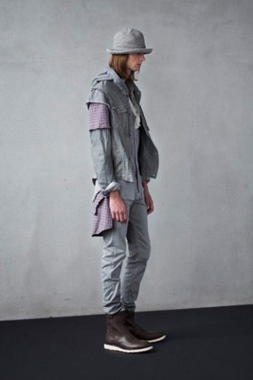 Layers - Undercover  SS 2012