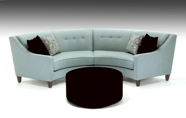 modern curved sectional sofa sofa curved Younger Furniture Sectional Couches u0026 Sectionals Home  sc 1 st  Pinterest : round sofa sectional - Sectionals, Sofas & Couches