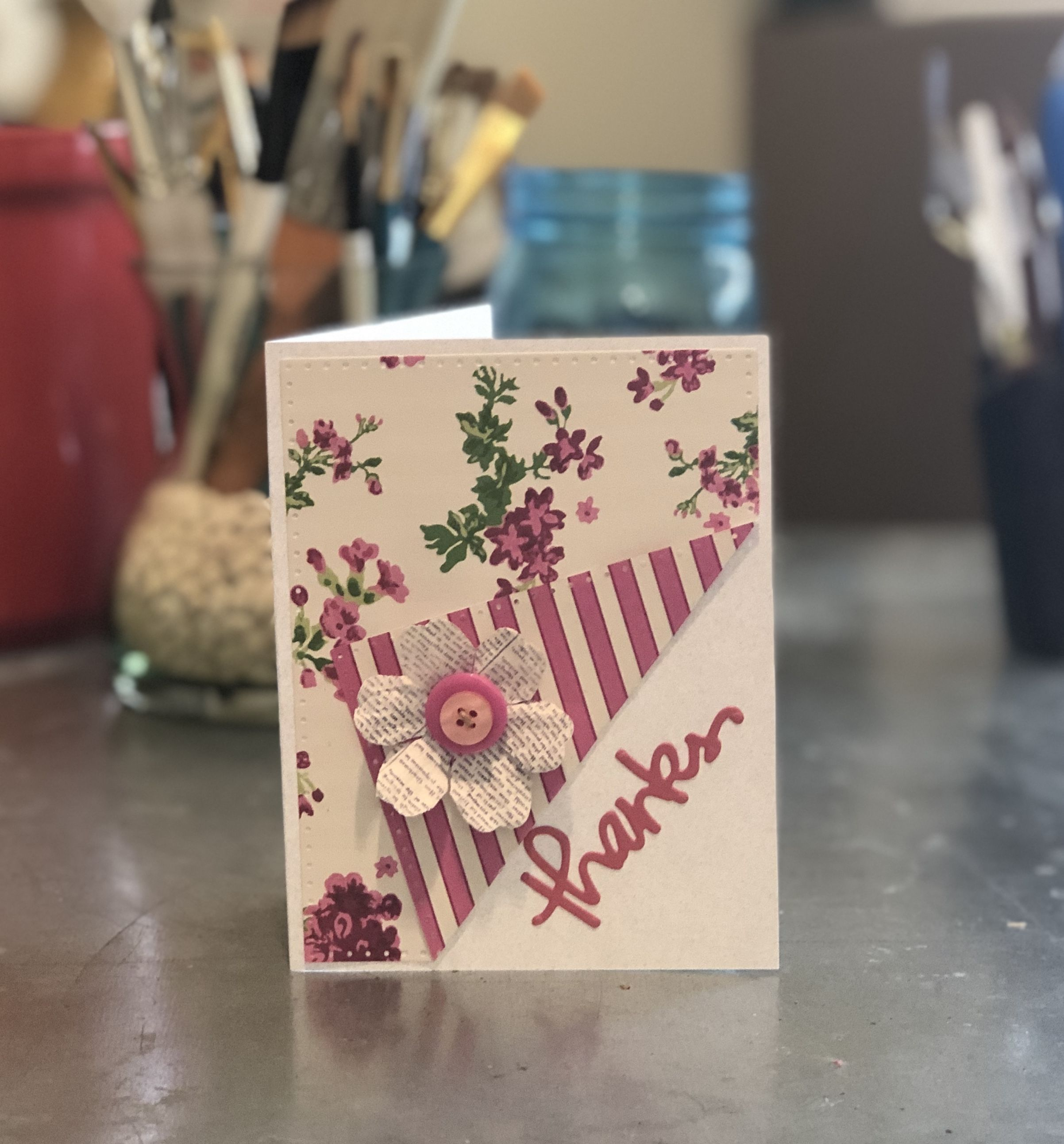 Pin By Rachel Plummer On Cards Card Patterns Card Maker Card Making