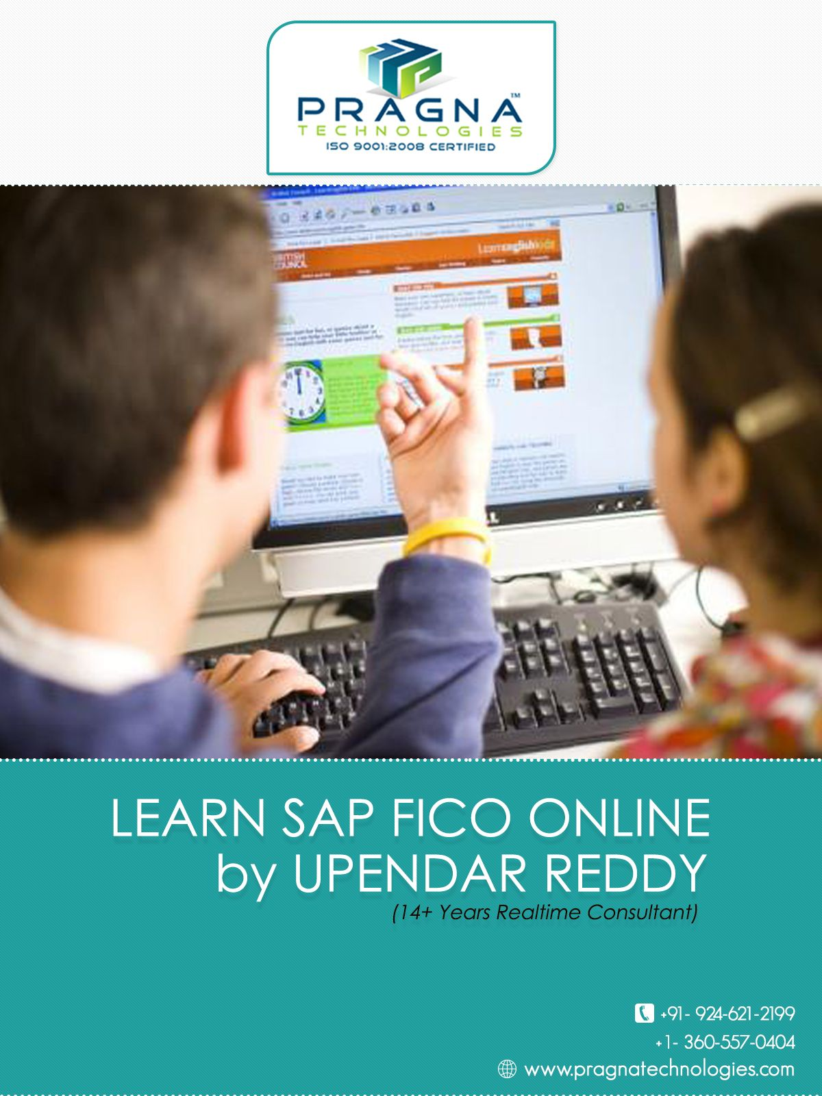SAP FICO Online Training Train, Learning, Technology