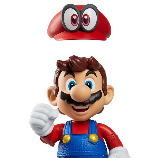 Super Mario Odyssey Action Figure Cappy Hat Nintendo Nova