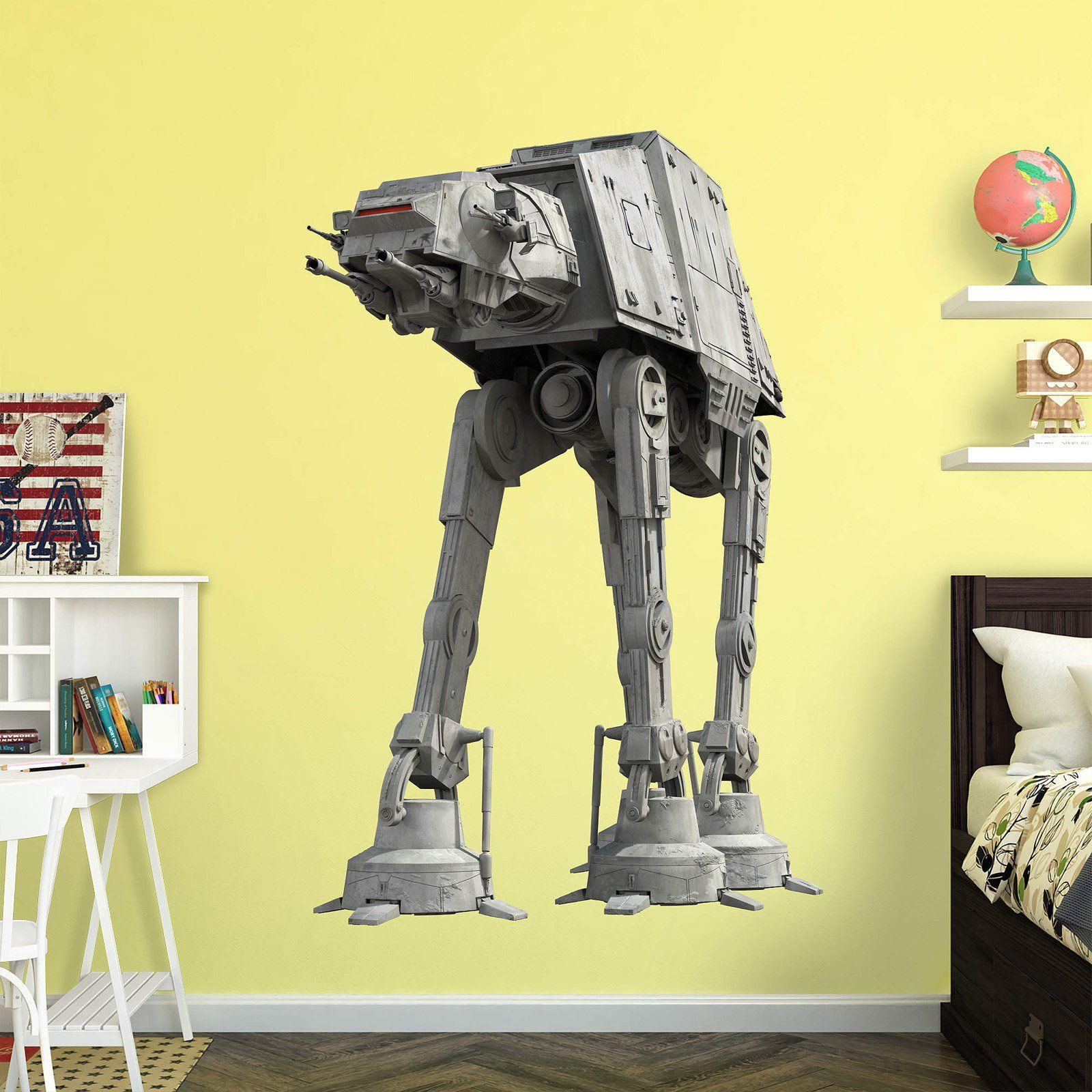 Fathead Star Wars AT-AT Wall Decal - 92-92115 | Products | Pinterest ...