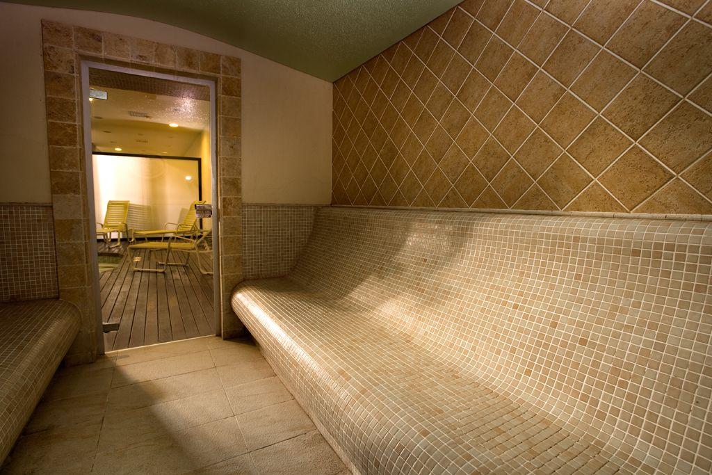 Pin en baño turco