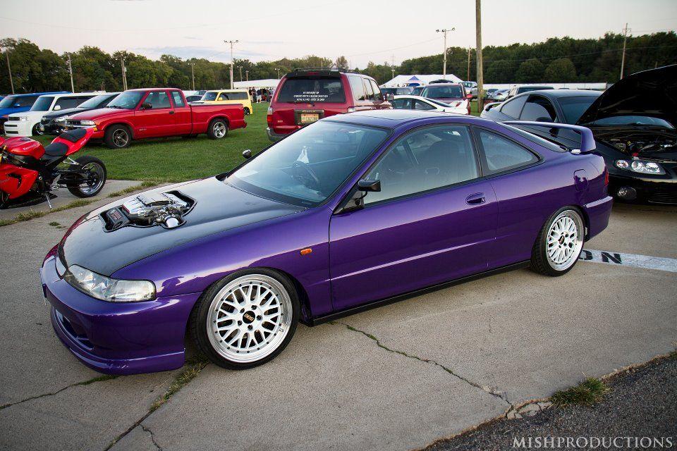 OH F/S 1997 Acura Integra GSR, RHD, JDM front, J32 Honda