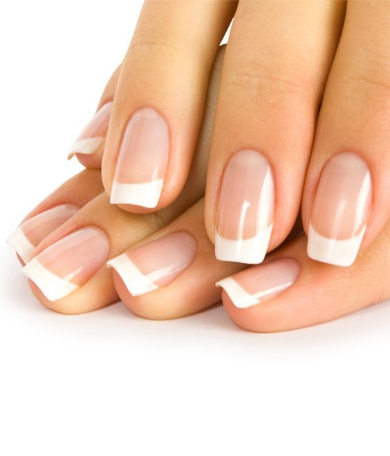Popular Acrylic French Nail Designs And Images To Sport In 2017