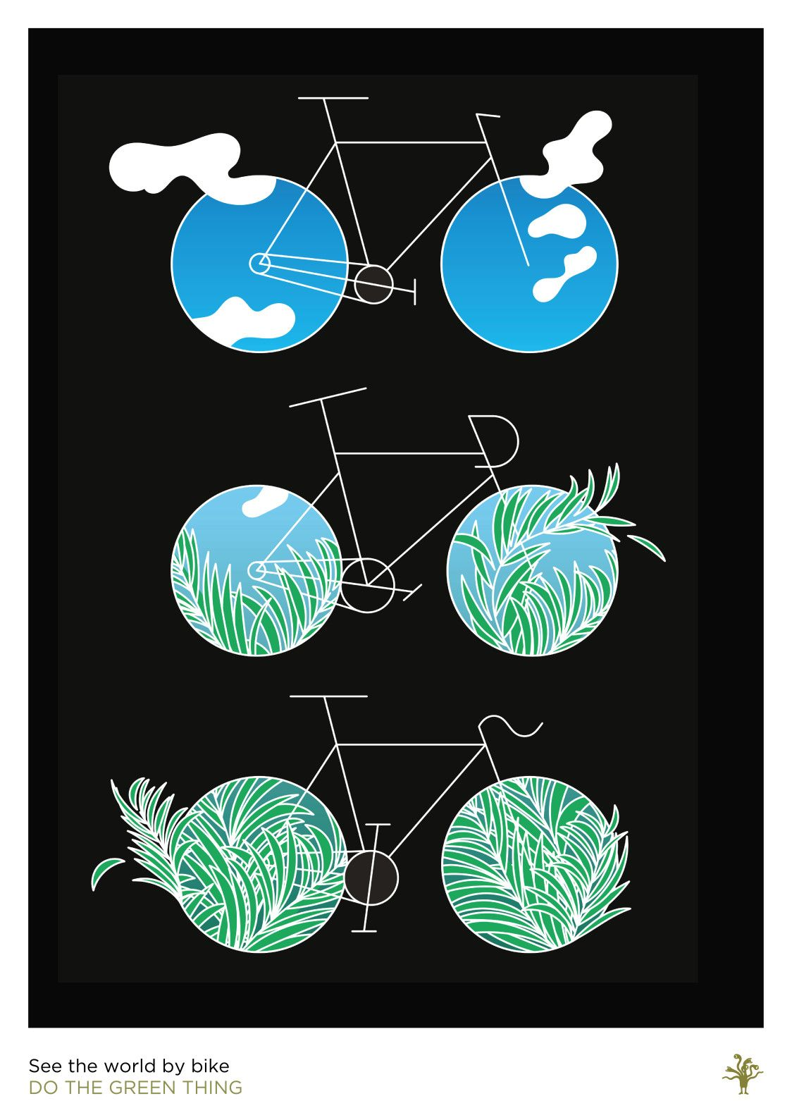 See The World By Bike By Eve Lloyd Knight