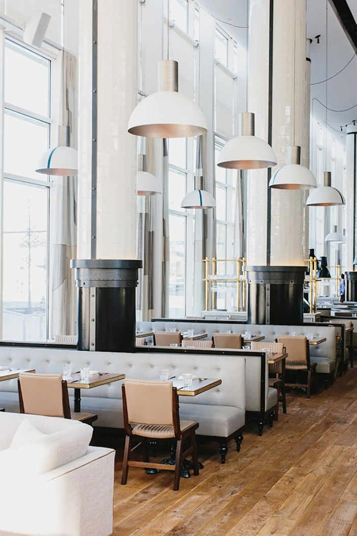 St cecilia an atlanta based restaurant showcases stunning - Affordable interior design atlanta ...