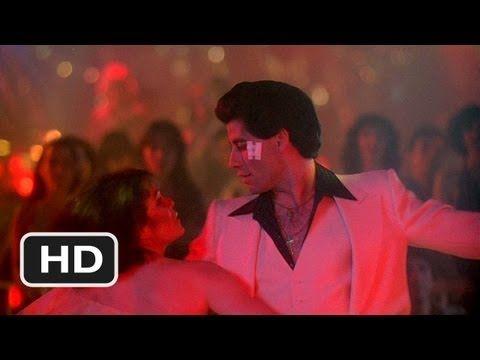 Disco Dança - Saturday Night Fever (8/9) do clipe de filme (1977)