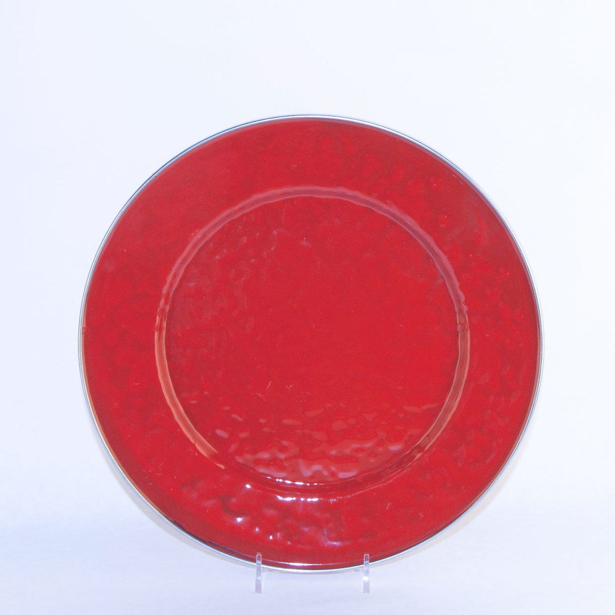 Dinner Plate Solid Red 4 Pack by Golden Rabbit & Dinner Plate Solid Red 4 Pack by Golden Rabbit | kitchen fun ...