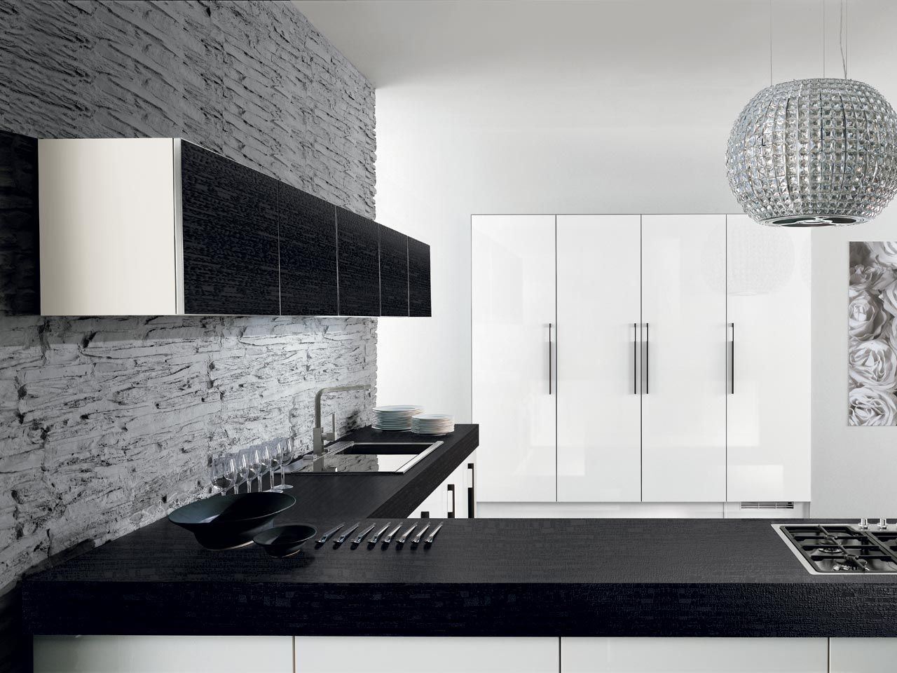 Nilde Gres - Kitchens - Cucine Lube | Kitchen Designs | Kitchen ...