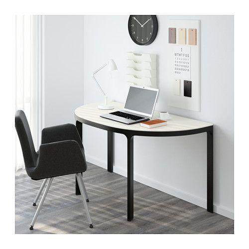 Konferenztisch Ikea bekant konferenztisch weiß schwarz ikea products and office
