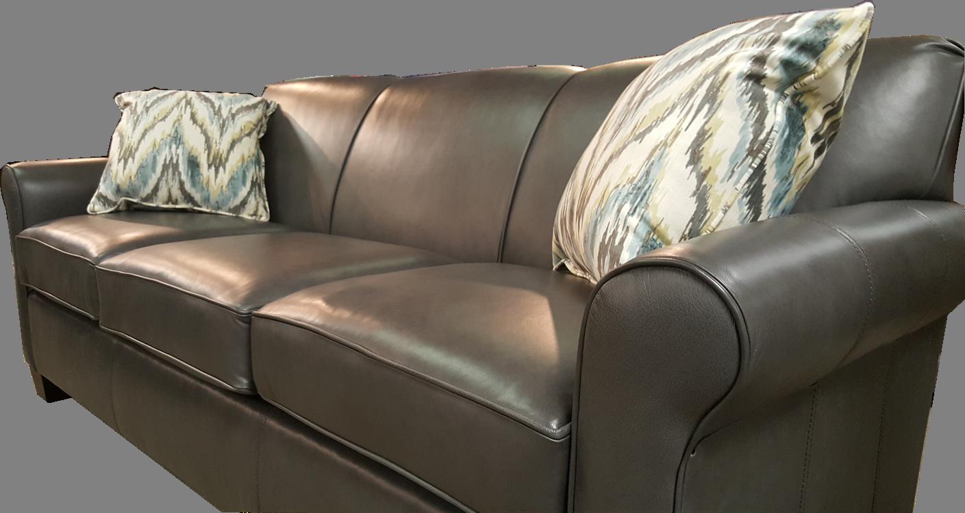 Grey Leather Sofa Sales #LeatherFurniture #GreyLeather #Gray ...