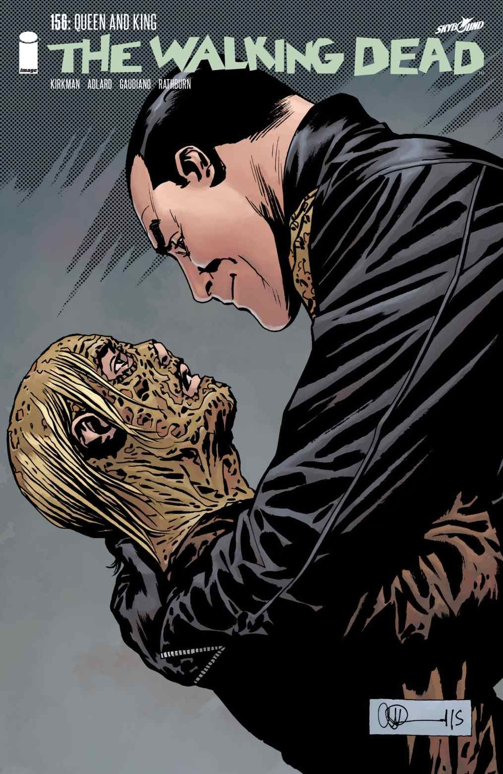 Read Comics Online Free The Walking Dead Chapter 156 Page 1