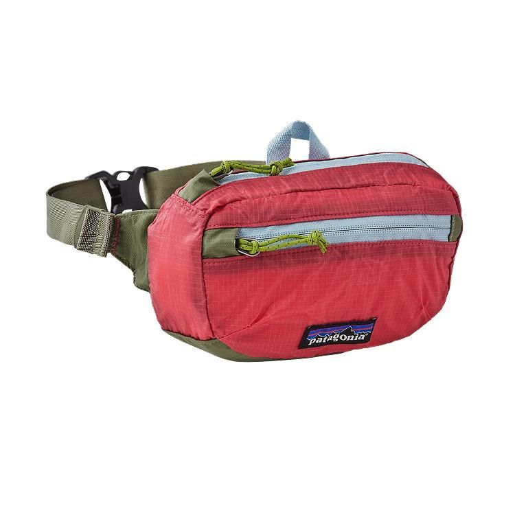 Patagonia Lightweight Travel Mini Hip Pack 1L - Shock Pink SHKP