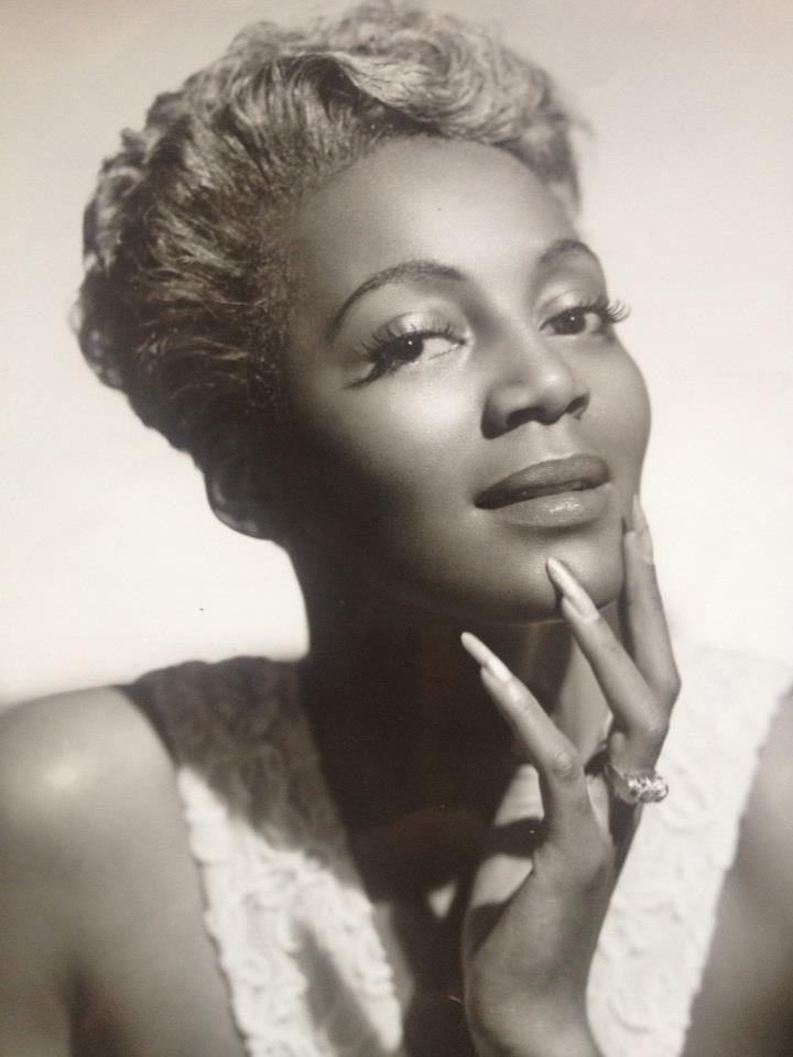 Joyce Bryant Vintage Black Glamour Black Is Beautiful Shades