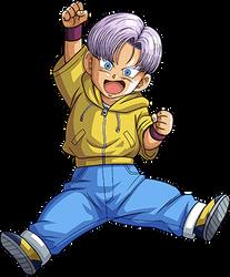 Kid Trunks Render 10 By Maxiuchiha22 On Deviantart Anime Dragon Ball Super Trunks Dbz Anime Dragon Ball