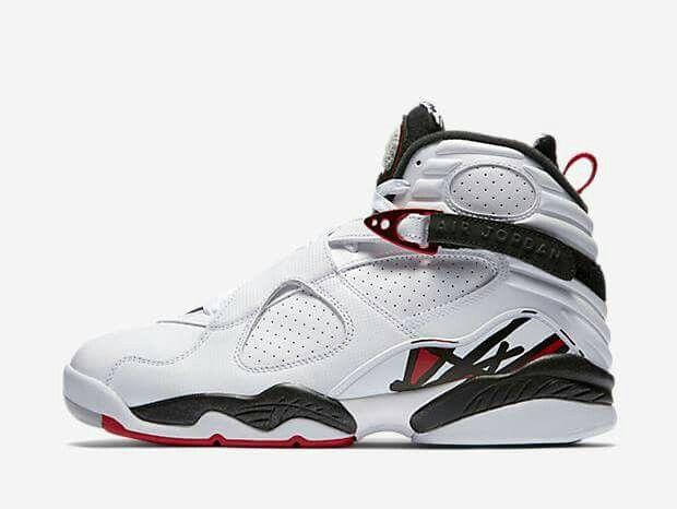 17a79aca5d5 Tênis Air Jordan, Air Jordan Retro 8, Jordan Shoes, Latest Sneakers,  Sneakers