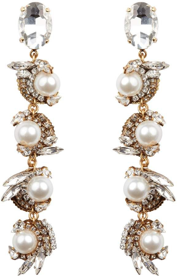 Erickson Beamon Delicate Balance Drop Earrings w7ndLysHd