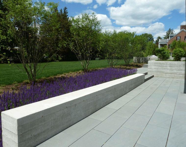 Stimson Landscape Google Search Concrete Retaining Walls Patio Stones Landscape