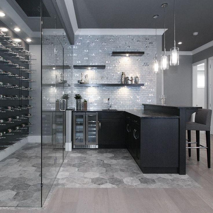 25 Basement Bar Ideas for a Stellar Rec Room Downstairs