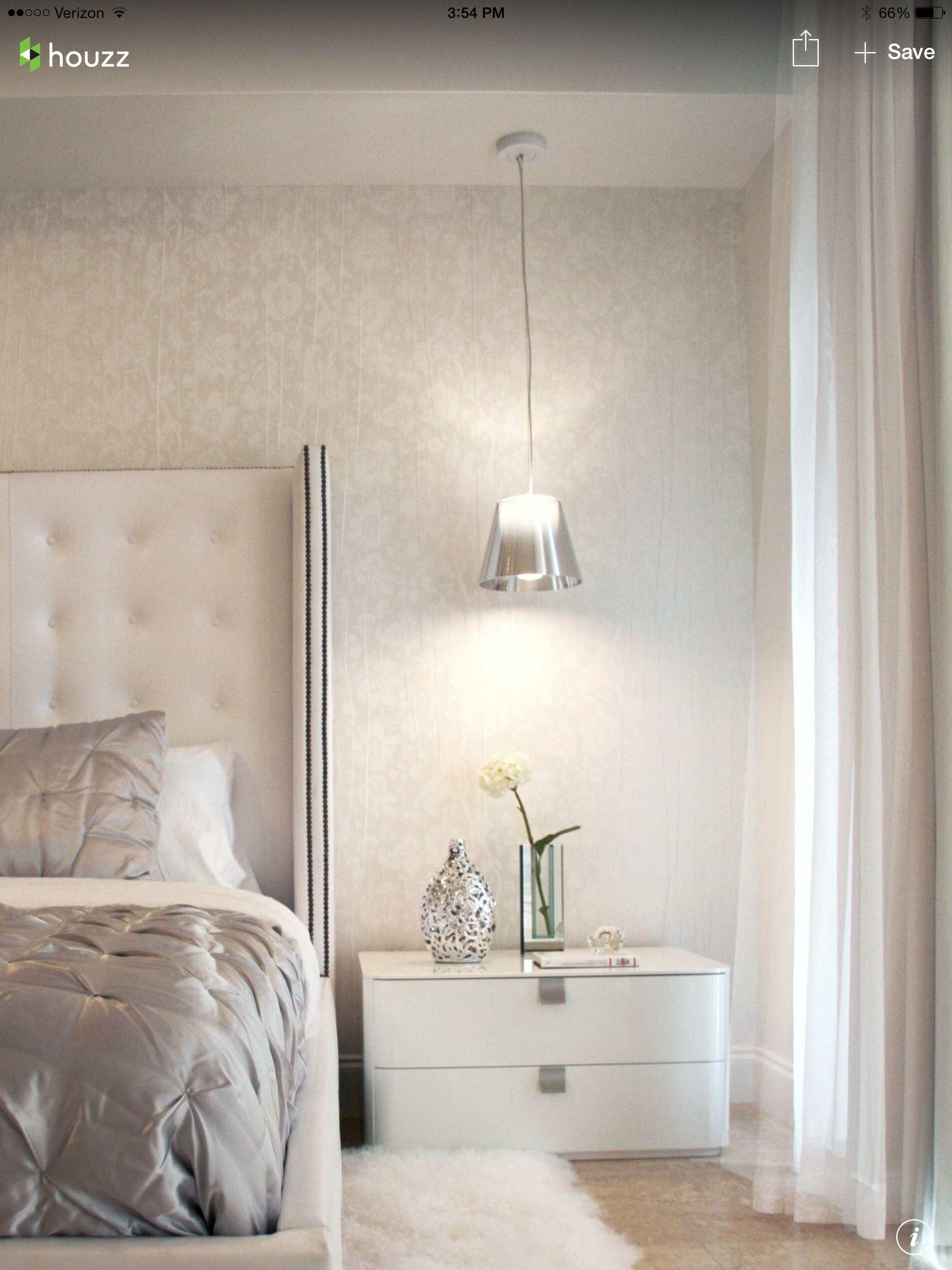 Ktribe S1 pendant lights for master bedroom