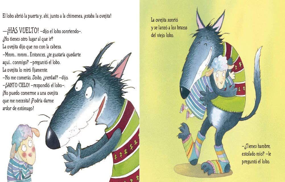 La Ovejita Que Vino A Cenar Amazon Es Smallman Steve Libros Onex Animals In This Moment