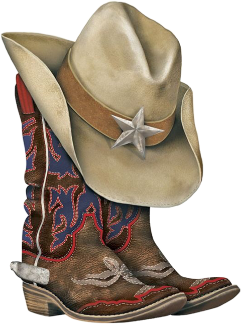 View And Download Hd Cowboy Hat And Boots Png Png Image For Free The Image Resolution Is 480x646 And With Cowboy Hats Cowboy Boots Drawing Cowboy Hats Painted