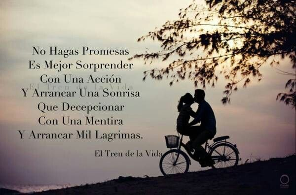 Falsas Promesas Siempre Hieren Cosas De Amor Frases De