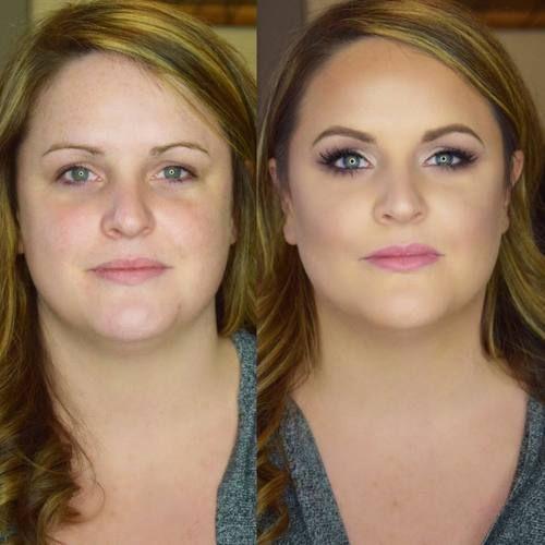 Pittsburgh Pa Makeup Artist Bridal Makeup Before