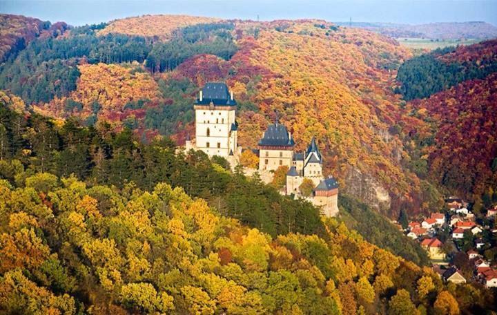 Castle Karlštejn, Czech republic
