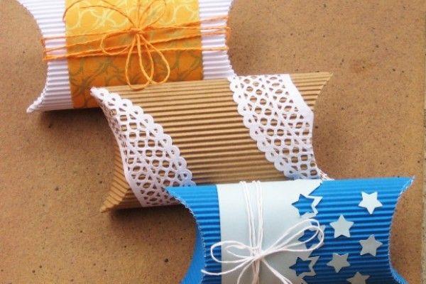 ¿Cómo hacer una caja de regalo? ¡En 5 pasos! (Fotos)