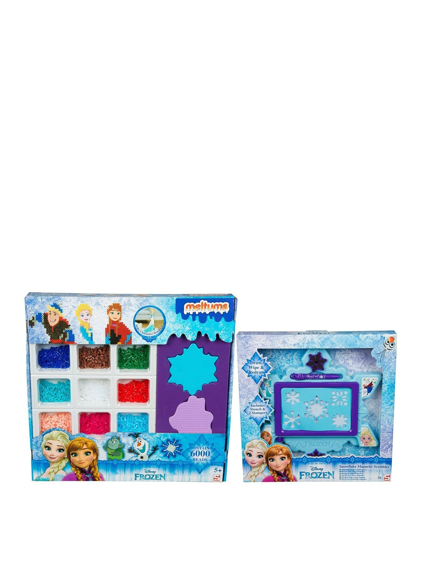 Mega Set And Magnetic Snowflake Scribbler Disney Frozen One