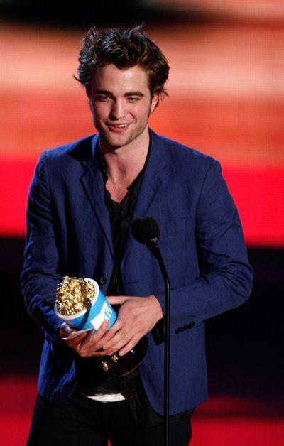 Image detail for -... Movie Image - twilight stars robert pattinson mtv movie awards photos