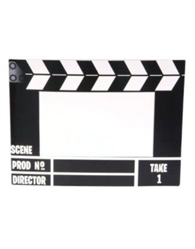 New Hollywood Movie Director Clap Board Picture Frame MD Wholesalers ...