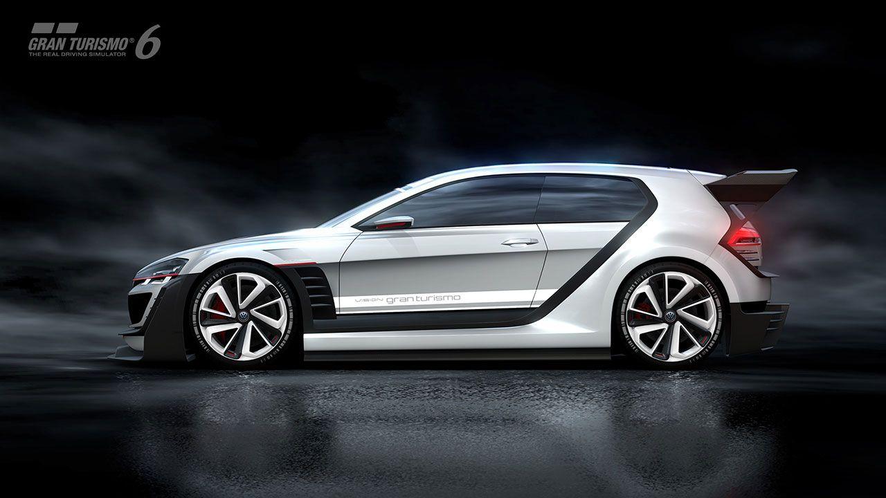 Volkswagen Gti Supersport Vision Gran Turismo Volkswagen Gti Gti Volkswagen