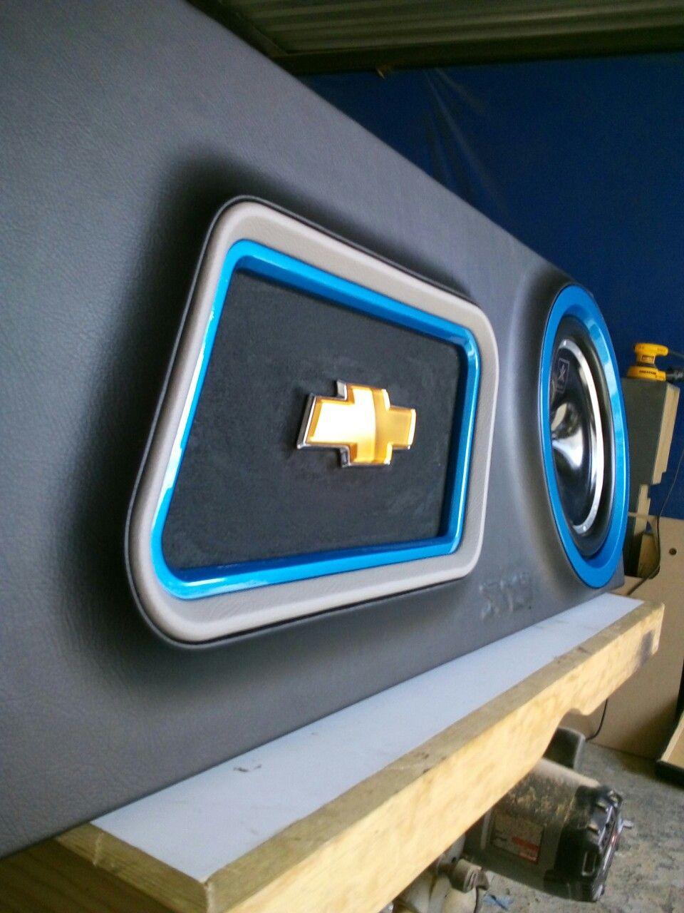 Door panels custom car audio car interior diy custom