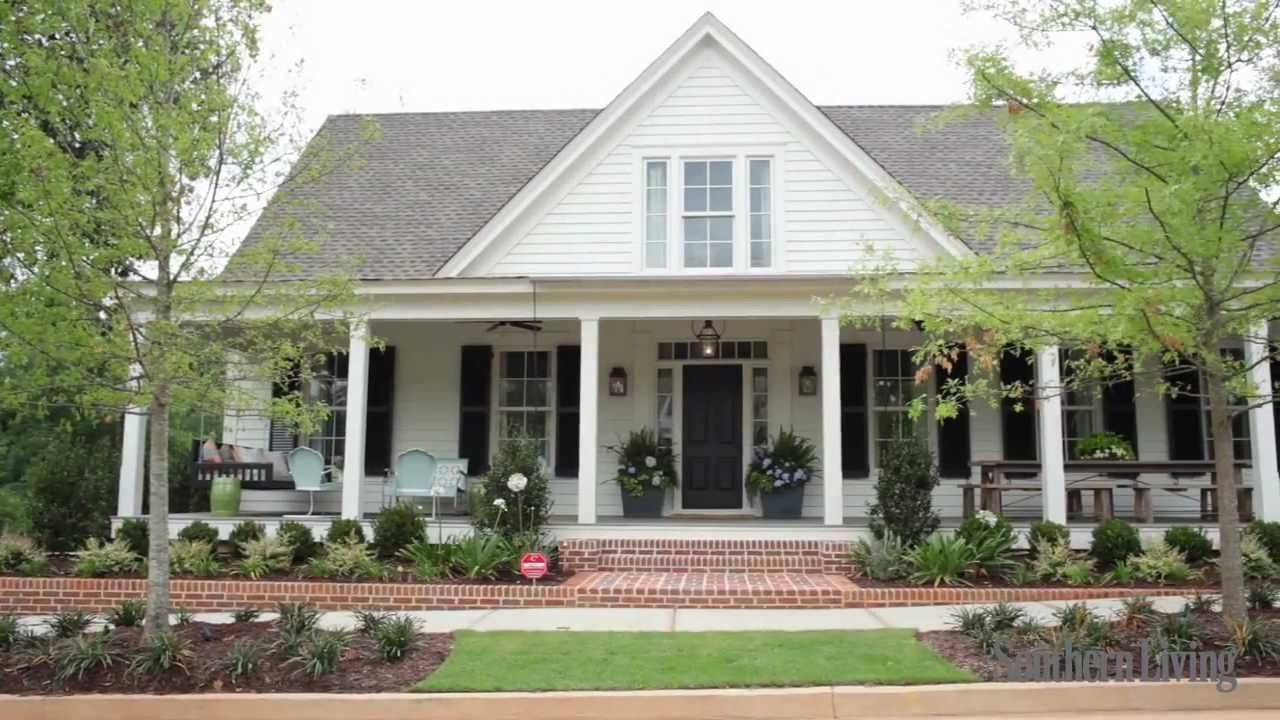 Farmhouse Plans Southern Living farmhouses | southern living's 2012 farmhouse renovation: sneak