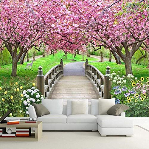 Best Mural Wallpaper Customize 4D Wall Decoration Three 640 x 480
