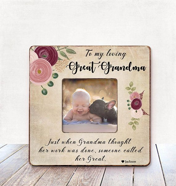 Mother\'s Day Gift Great Grandma Gift Great Grandma Mothers Day Gift ...