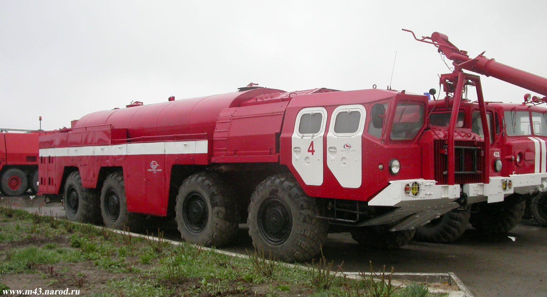 пожарный маз фото