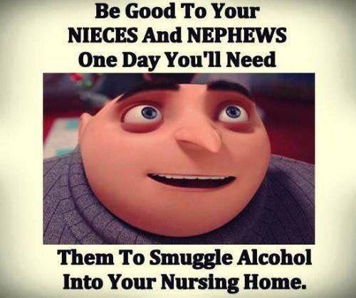 Nieces and nephews