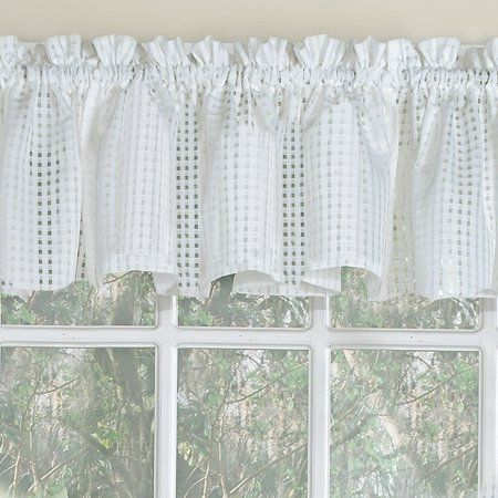 Home Kitchen Window Curtains Sweet Home Collection Curtains