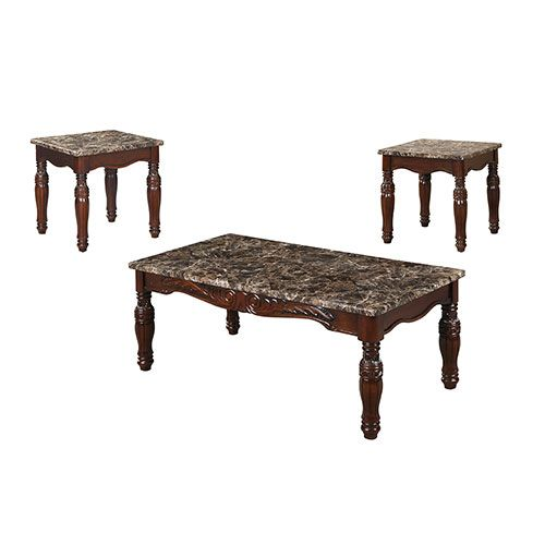 Signature Design by Ashley T158-13 Theo Occasional Table Set | ATG ...