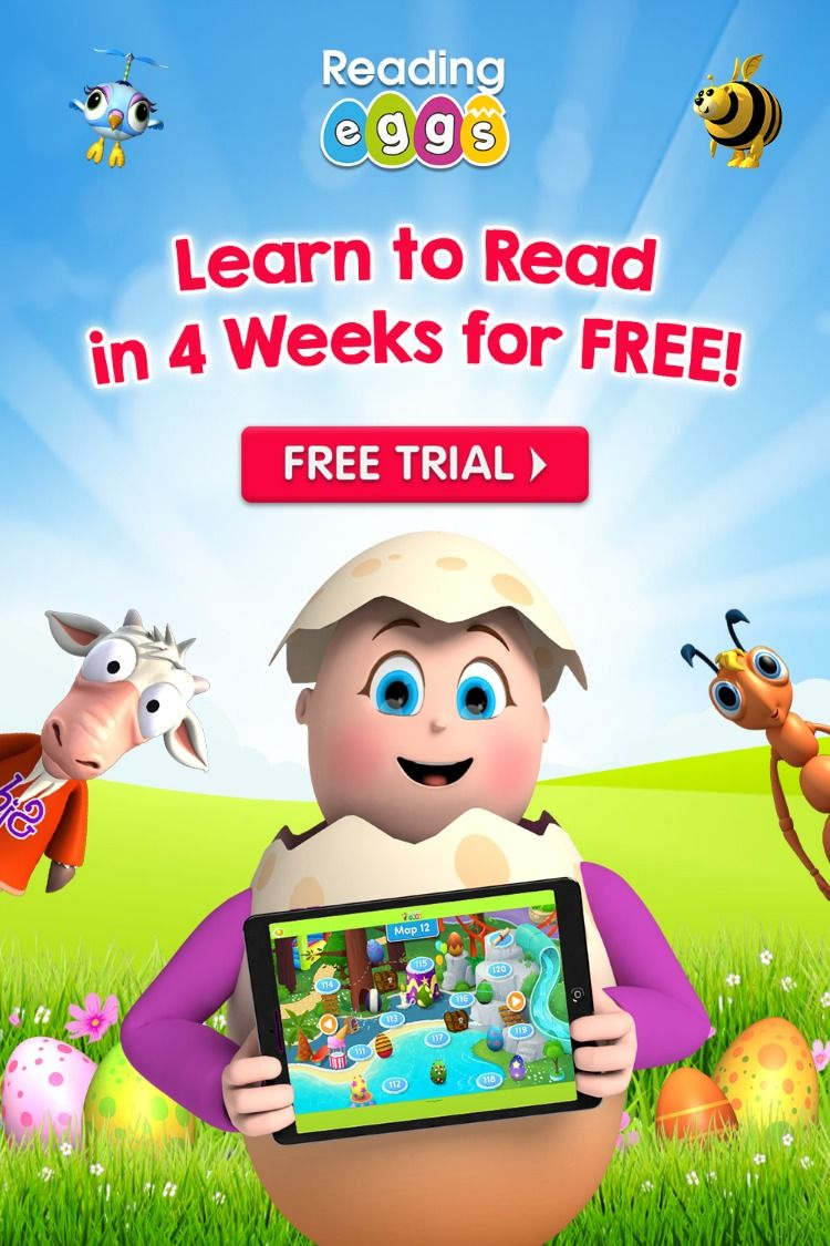 Pin On All About Reading Eggs Is reading eggs free for teachers